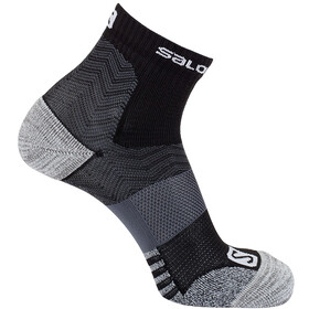 Salomon Outpath Chaussettes Basses, black/forged iron
